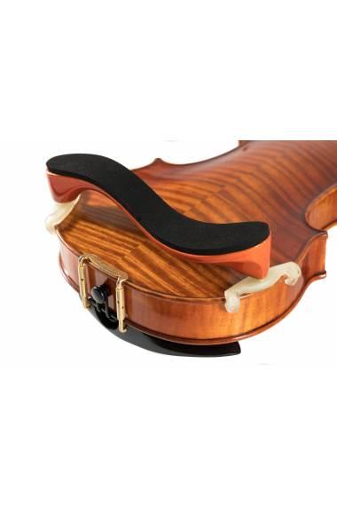 Belcanto Violins Carbon Fibre Maple Shoulder Rest