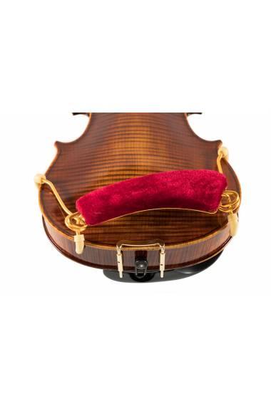 Belcanto Violins Flat Shoulder Rest (Multiple Colours)